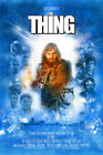L0170 24x36'' Art Decor John Carpenter The Thing Movie Poster Horror Movie