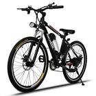 Electric Bike Outdoor Foldable Power Aluminum Alloy Portable Mountain Bicycle