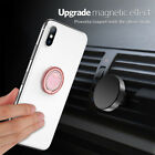360° Magnetic Universal Bling Rhinestone Ring Holder Car Stand for Mobile Phone