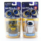 Wall-e Action Figue Disney/Pixar Wall-E Robot and Eve Figure Dolls 2.75inch(7cm)