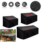 Outdoor Garden Patio Furniture Waterproof Lounge Snow Table Chair Dust Cover Au