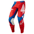 NEW Fox Racing 360 Honda Red Blue Motocross Pant Enduro Off-Road Moto OUTLET