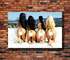 Art Christy Mack Sexy Ladies Ass Hot Model -20x30 24x36in Poster - Hot Gift C577