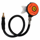 Explorer Scuba Diving Dive 2nd Stage Regulator Octopus Hookah Hose Kit Snorkels