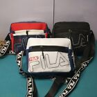 Small Fila Shoulder Bags for Men Travel Work Outlet Handbags Clutch Chest Pack