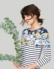 Joules Harbour Print Jersey Top 200467