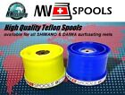 MV TEFLON SPOOLS FOR SHIMANO AND DAIWA REELS BOBINAS SURFCASTING RED