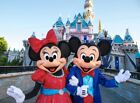 DISNEYLAND CALIFORNIA 1 PARK PER DAY 2 TO 5 DAY + MAGIC MORNING Tickets Promo!!