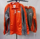 NWT Men's Denver Bronco's Lightweight Jacket Logo Wear Size: Large on eBay