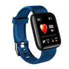 Sport Health Fitness Smart Watch Activity Tracker Wrist Band Bracelet Waterproof