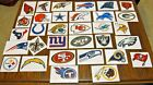 NEW NFL Logo Stickers PICK ANY TEAM! Football Decal Peel & Stick Paper Sticker