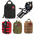 First Aid Bag Molle Tactical Survival Kit Kit Medical Rip-Away EMT Pouch IFAK