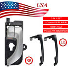 Exterior  Interior Door Handle For Hyundai Sonata 2005   2010 all four Door