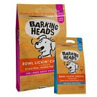 Barking Heads Bowl Licken Chicken Small & Large Breed 1.5kg/12kg Dry Dog Food