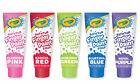 Crayola Bathtub Finger-paint Kids Soap 3 Oz Choose Green,Blue,Red,Purple,Pink