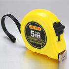 Retractable Metric  Feet  Inches 10'  16'  25' Measuring Tape Measure Tool YZ