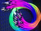 3 FT Rainbow Micro CHARGING CABLE FAST CHARGER FOR SAMSUNG NOTE S4 S5 S6 S7 EDGE