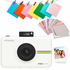 Polaroid Snap Touch 2.0 – 13Mp Portable Instant Print Digital Photo Camera W/B