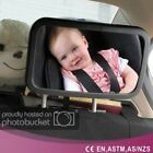 Baby Car Seat Rear View Mirror Facing Back Infant Kids Child Toddler Safety