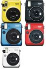 New FujiFilm Instax Mini 70 Instant Film APS Camera (Multiple Colors Available)