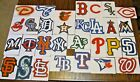NEW MLB Logo Stickers PICK ANY TEAM! Baseball Decal Peel & Stick Paper Sticker