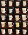"Rae Dunn ""MUGS"" Best Selection *Save w/Combined Shipping* Easter Valentine Merry"