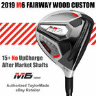 TaylorMade M6 Fairway Wood D-Type - on 15+ No UpCharge After Market Shafts