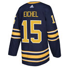 Buffalo Sabres Jack Eichel Adidas Authentic Navy Blue Home Player Jersey