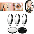 5x 10x 15x Magnifying Mirror Vanity Compact Travel Make Up Beauty Cosmetic Zoom