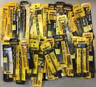 Brand new DeWalt drill bits, splitpoint, cobalt, and pilot point drills.