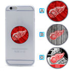 Detroit Red Wings Stand Mount Sticky Mobile Cell Phone Holder Decor $2.99 USD on eBay