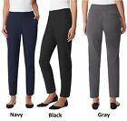 32 DEGREES Cool Women's Ankle Length Woven Trousers NWT Variety