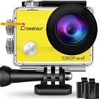 Crosstour Action Camera Underwater Cam WiFi 1080P Full HD 12MP Waterproof 30m 2