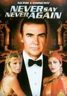James Bond: Never Say Never Again (DVD) Sean Connery 1983 £12.0 GBP on eBay