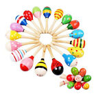 33PCs Wooden Kids Baby Musical Instruments Set Toys Children Toddlers Percussion