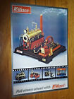 DISPLAY BOARD PETROL OIL PLUG TOYS STEAM MOTORCYCLE CAR TRAIN TRACTION ENGINE