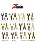 """Z Man TRD CrawZ Ned Rig Creature 2-1/2"""" Choice of Colors"""