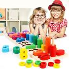 Toys Education Teaching Math Montessori Materials Learning Count Numbers -LIN