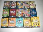 The Sims 1 & Expansion Pack Pc Sims1 Base Game / Individual Add-on Simms