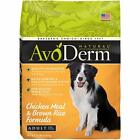 AvoDerm Natural Dog Food for Adults, Case of 12 (13-Ounce Cans),15 lb, 30 lb
