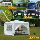 Waterproof Outdoor Garden Gazebo Party Tent Wedding Canopy 3x3m 3x4m 3x6m NEW