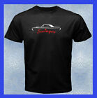 Dodge Dart Swinger Logo Muscle Car Silhouette Men's NEW T-Shirt S M L XL 2XL 3XL $20.99 USD on eBay