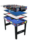 "4 in 1 Multi Game Table for Kids 31.5"" Steady Combo Game Soccer Foosball Table $94.99 USD on eBay"