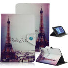 "US For XGODY 7"" 10.1"" Tablet Universal Adjustable Fold Leather Case Stand Cover"
