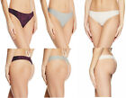 Calvin Klein Women's Invisibles Thong Panty, Assorted Colors
