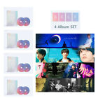 BTS LOVE YOURSELF ANSWER Album SELF 2CD+POSTER+2P.Book+Card+Sticker K-POP SEALED