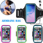 Armband Case Sports Running Jogging Arm Bag Gym Band Pouch Holder For Cellphone