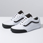 Vans OLD SKOOL COLOR BLOCK  True White Shoes Fast shipping