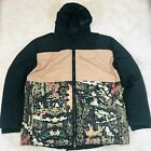"STAPLE PIGEON CAMO PARKA / COAT ""NWT"" STAPLE PIGEON NYC CAMOUFLAGE"