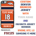 Denver Broncos ORG Football Phone Case Cover Customized for iPhone LG etc. $25.98 USD on eBay